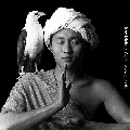Meditationsposter PUTU-with-LADY (Bali, 1989)